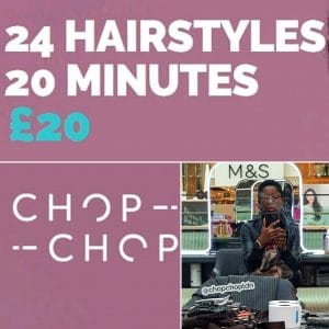 Review: Chop-Chop hair Salon, Westfield